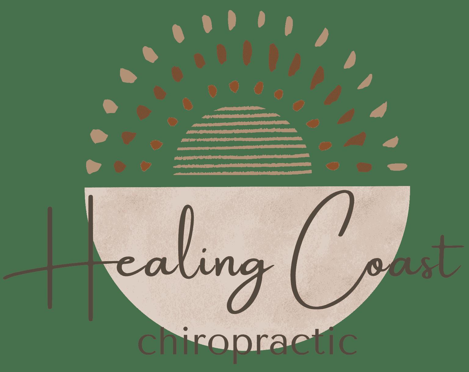 Healing Coast Chiropractic Logo