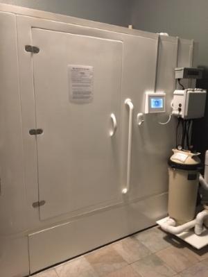 Zero Gravity Float Room